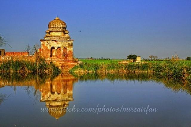 Sikh -Temple-Baoli-Sahib