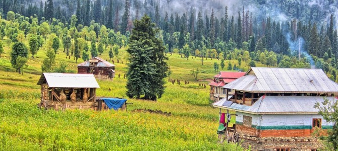 The Hidden Beauty of Kashmir (ARANG KEL)