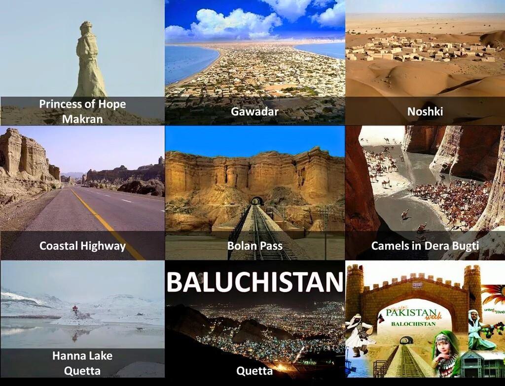 Amazing Balochistan