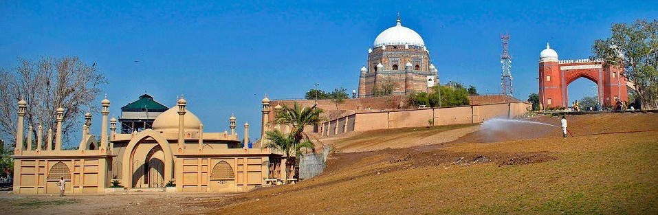 Beautiful_new_look_of_Multan_Fort
