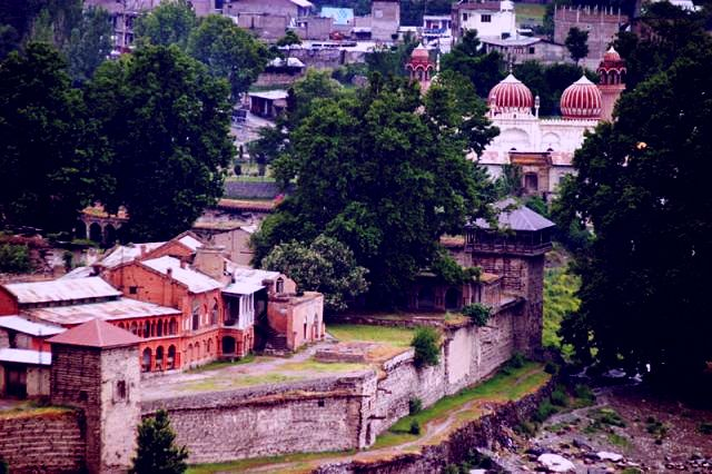 Chitral+fort