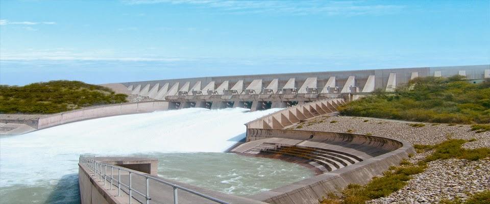 Mangla Dam Water