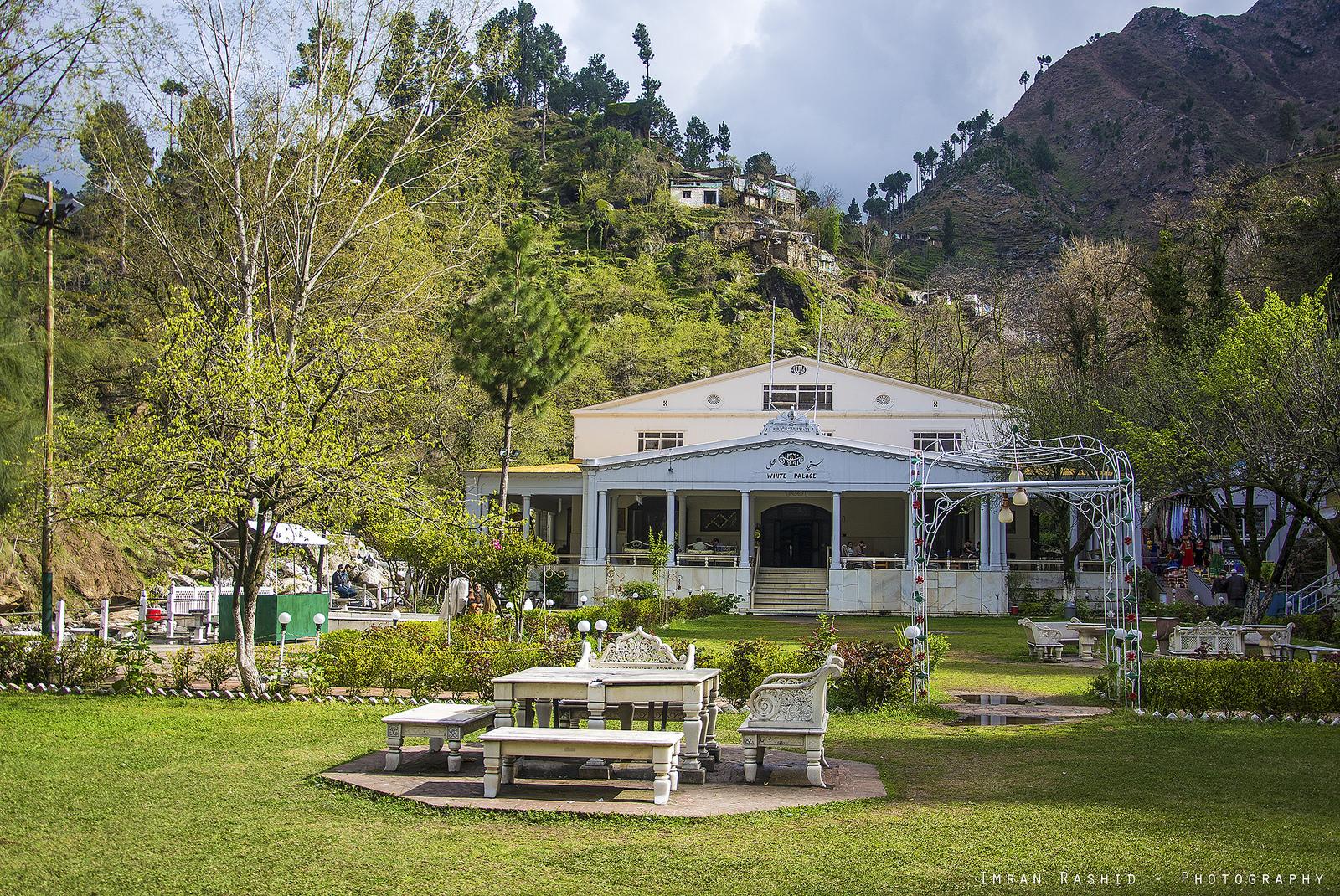Marghazar, Swat Valley