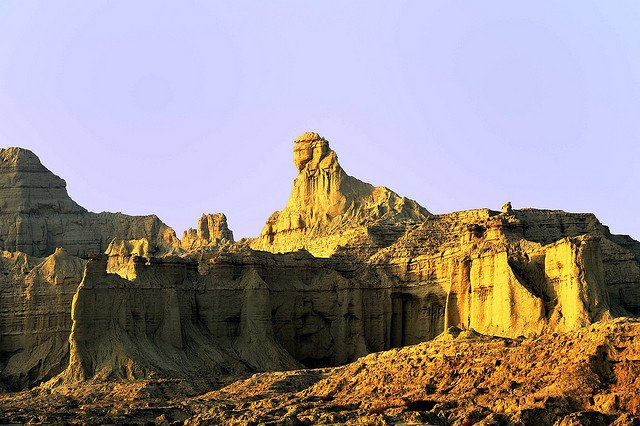 Natural-sphinx-in-makran-pakistan