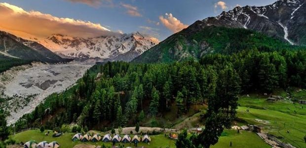 Fairy Meadows & Nanga Parbat Base Camp(5 May,2017)