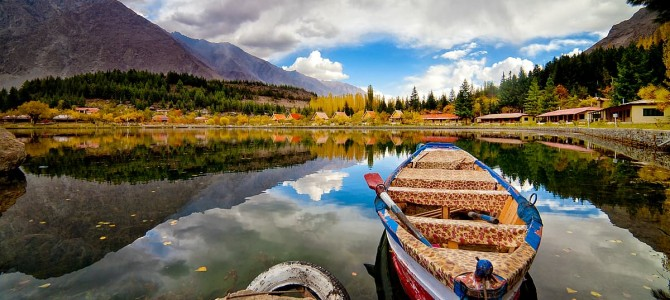 SKARDU: Real Heaven on earth