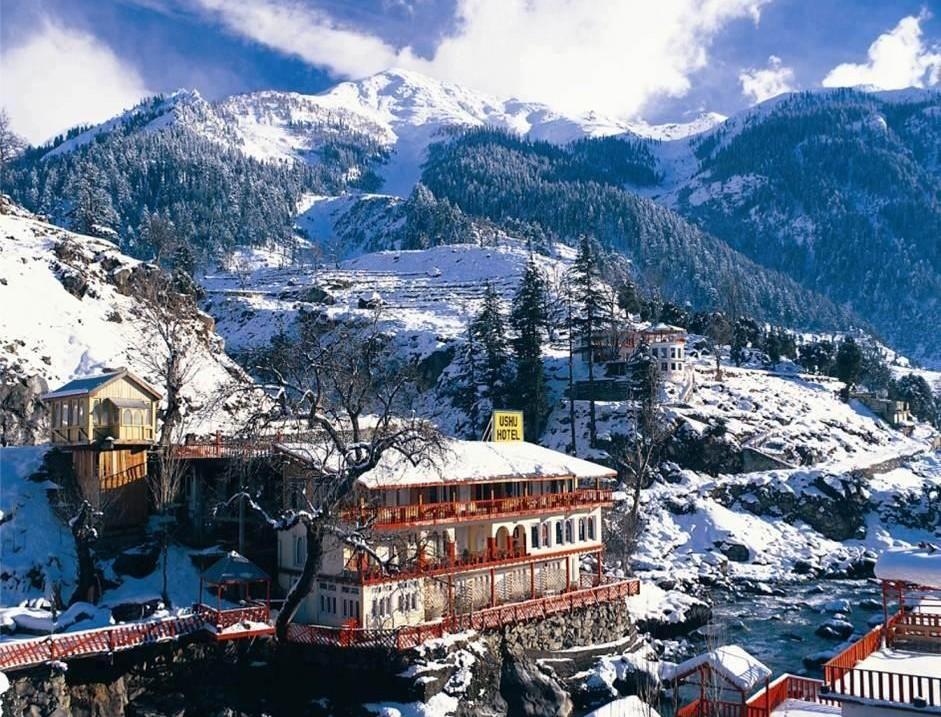 Ushu-Valley