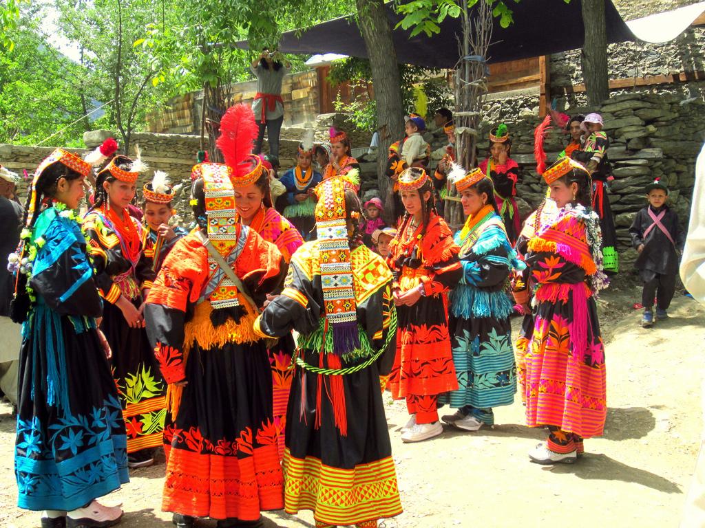Kalash Dance