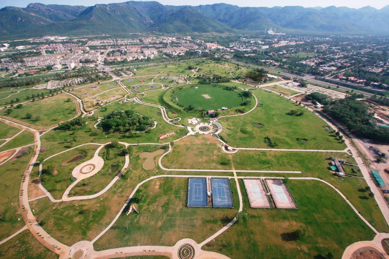 Fatima Jinnah Park