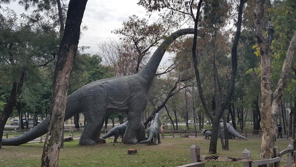 Jurassic Park in Islamabad
