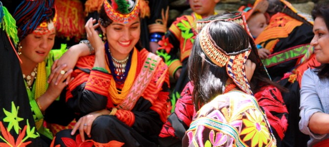 The Beautiful People of Kalash Valley