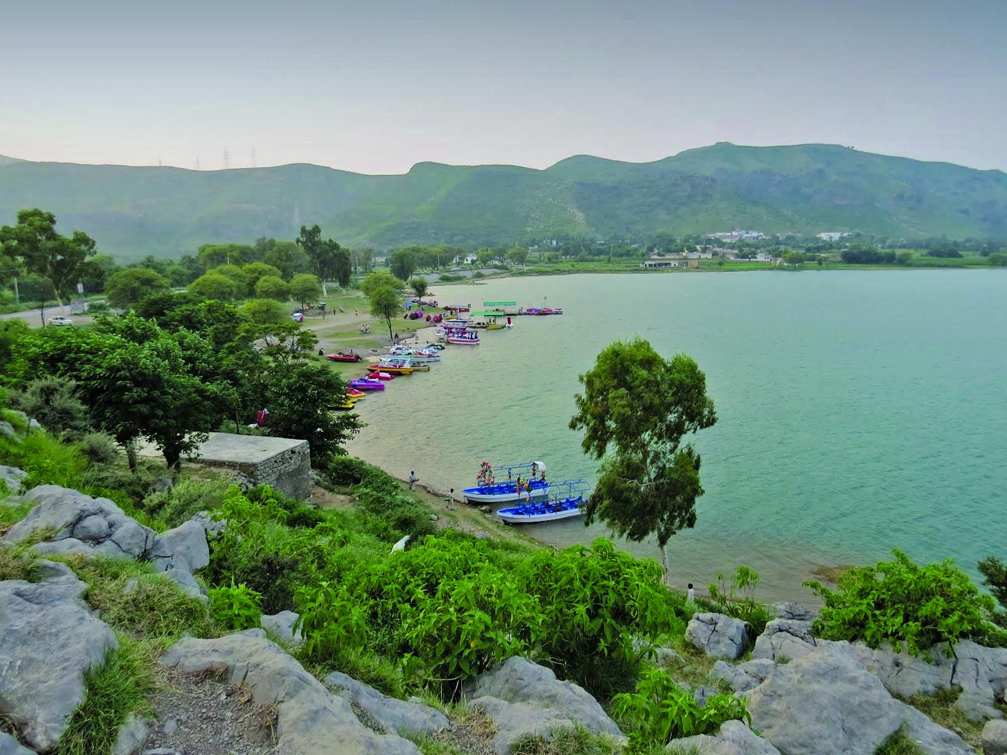 Khanpur Lake