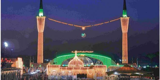 Lahore-Illumination-Shrine-of-Data-Ganj-Bakhsh-in-Connection-Urs-Celebrations-660x330