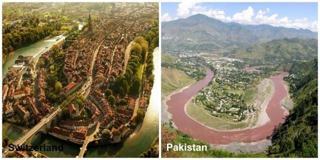 Muzaffarabad, A Mini Paradise