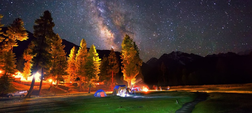 Exploring Rama Meadows and the isolation at Naltar