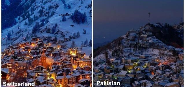 Pakistan vs. Switzerland – 17 Sensational Pictures That Show Pakistan Is Just As Beautiful