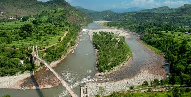 Poonch River Mahaseer National Park