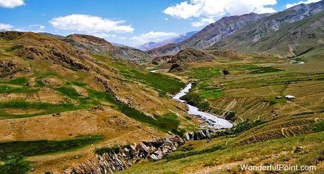 Qurumber National Park