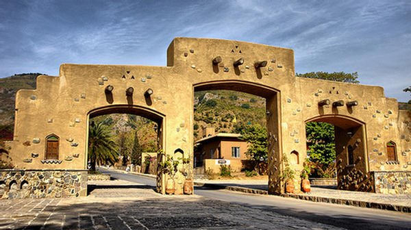 Saidpur-Village-entrance-Islamabad