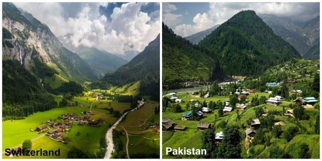 Sharda Village, Azad Kashmir