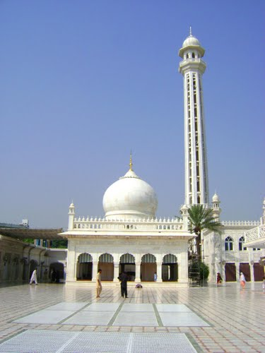 Shrine of Syed Meher Ali Shah