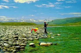 Fishing in Pakistan