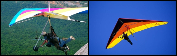 Hang Gliding in pakistan