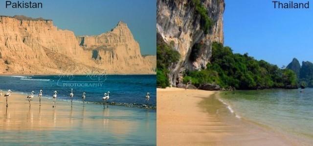 Pakistan-vs-Thailand(Exotic-Beaches-of-Pakistan-just-beautiful)