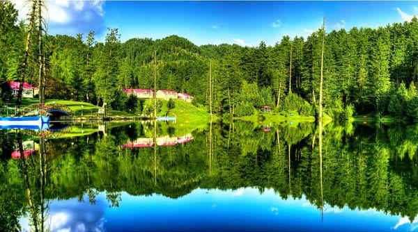 Banjosa Lake