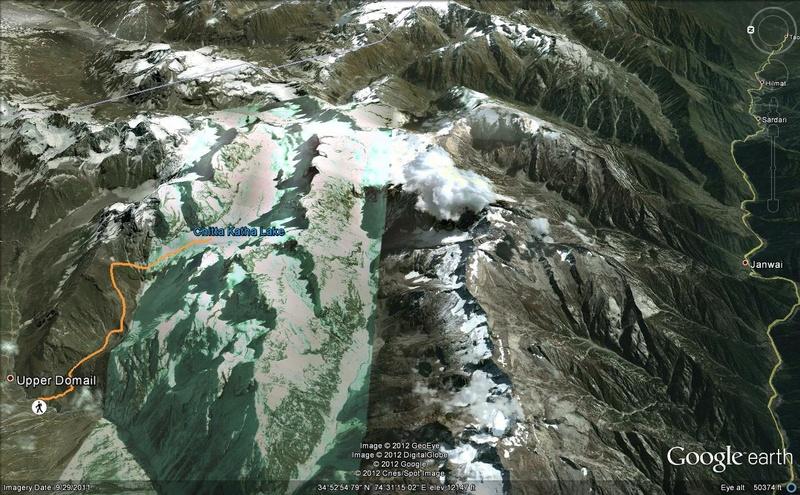 Chitta Kattha Lake Trekking Guide