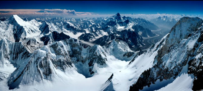 Concordia and K2: The mountaineer's paradise