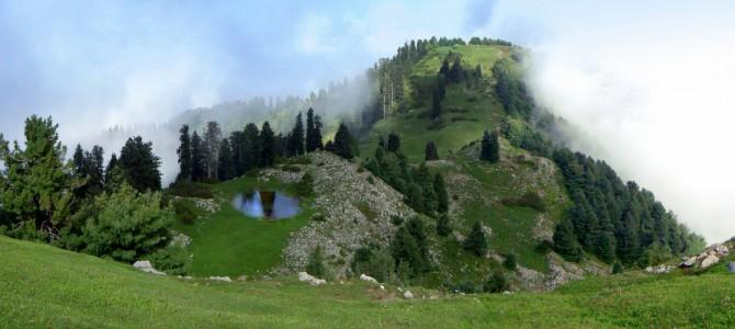 Mukeshpuri Top Trek