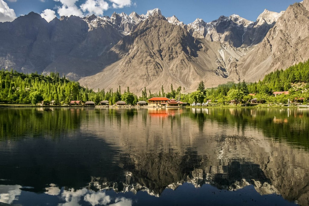 2015 winner comes from Lower Kachura Lake, Skardu,Pakistan.
