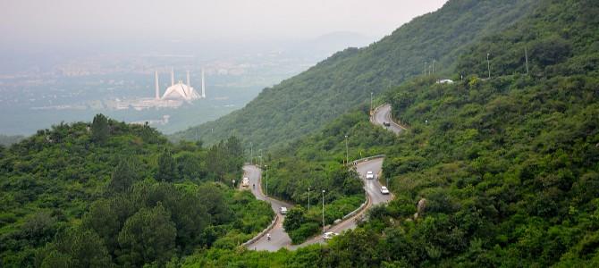 Margalla Hills National Park Islamabad Pakistan