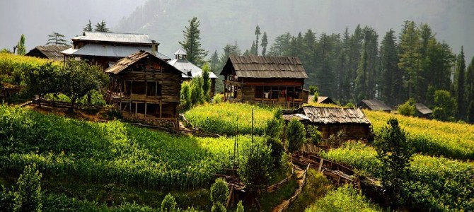 The Hidden Pearl of Kashmir (ARANG KEL)