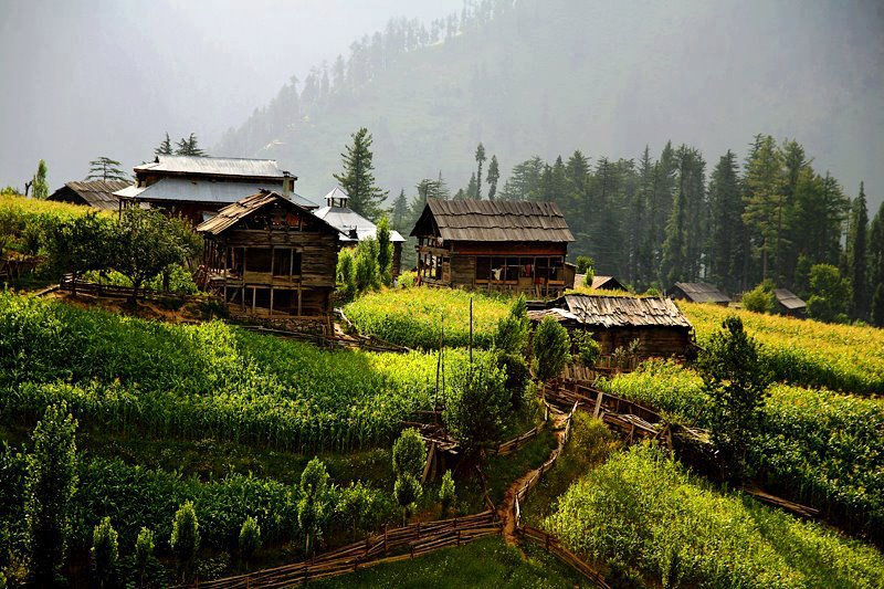 The Hidden Pearl Of Kashmir Arang Kel Pakistan Tours Guide