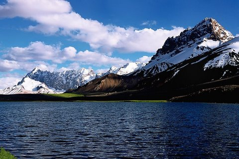 Shimshal Pass Lake