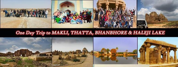 One Day Trip to MAKLI, THATTA, BHANBHORE & Haleji Lake