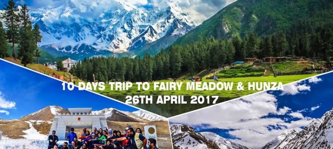 Fairy Meadows , Khunjerab, Hunza(Wednesday, 26 April,2017)