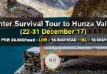 Winter Tour To Hunza Valley