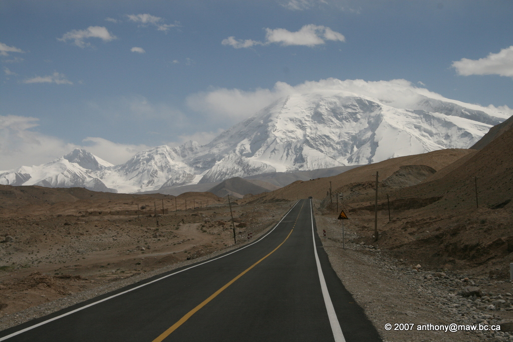 China_Xinjiang_Karakoram_Highway