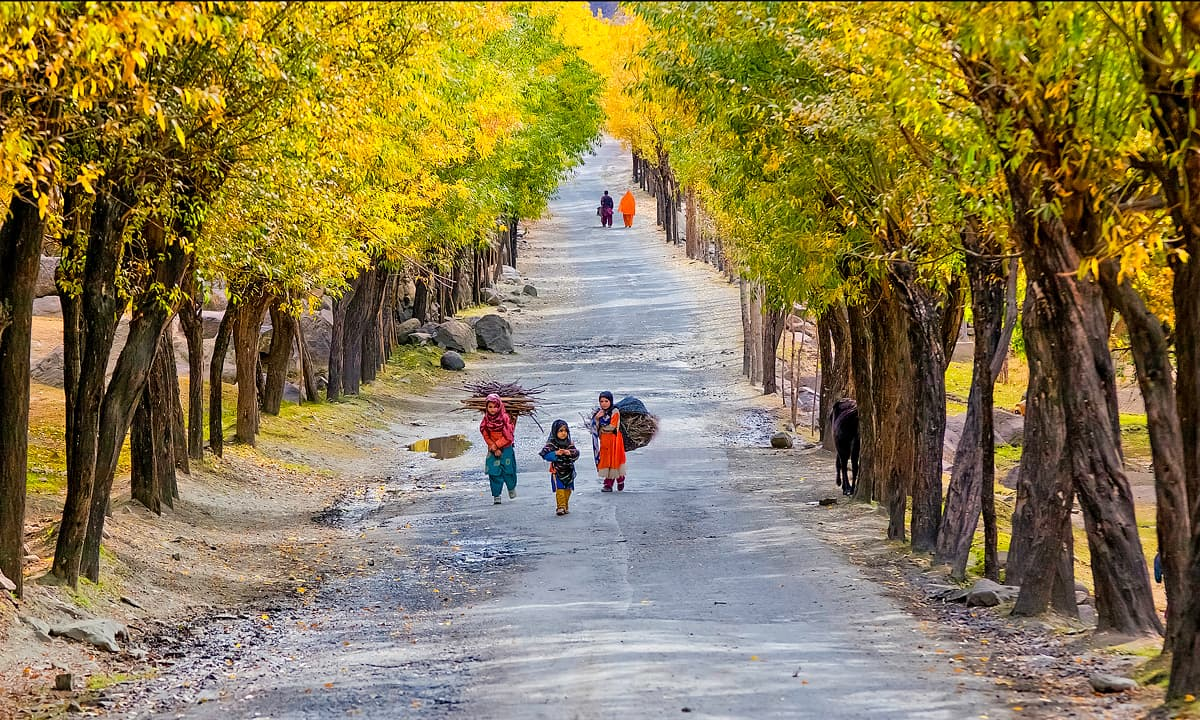 Road to Hunza