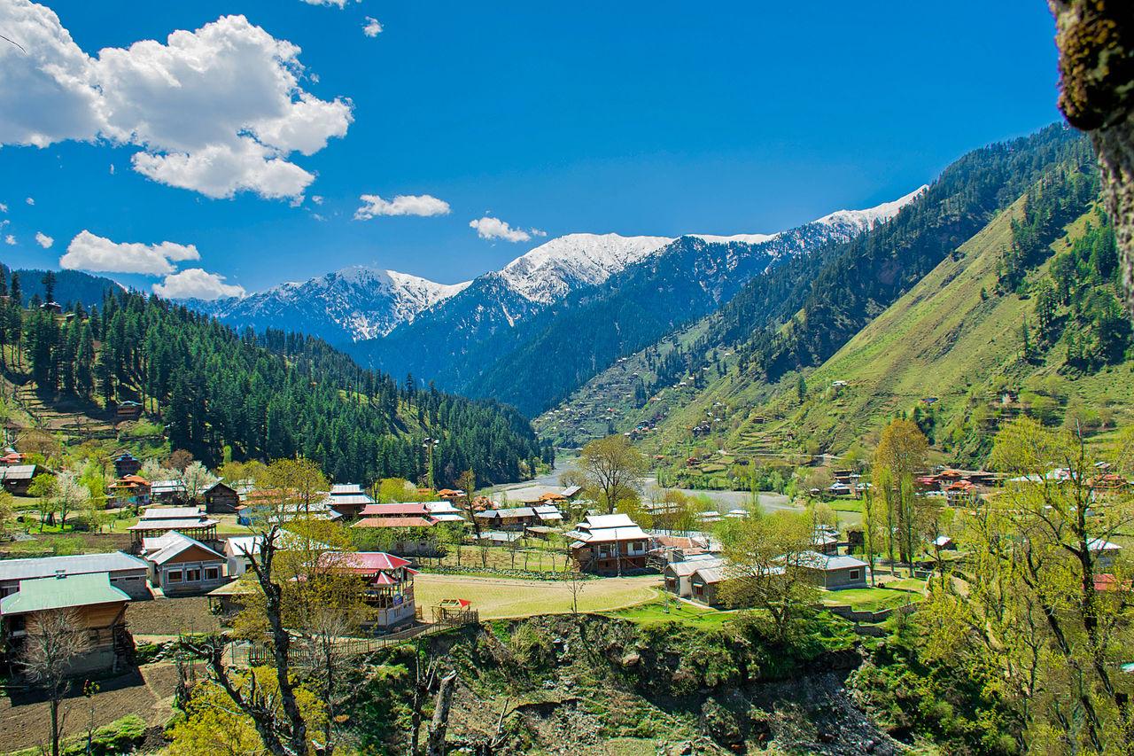 View_From_Sharda_Fort,_Azad_Jammu_&_Kashmir,_Pakistan select
